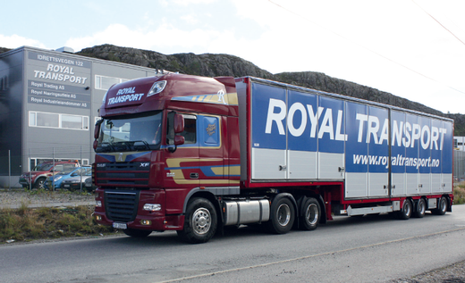 Read more about ROYAL TRANSPORT AS