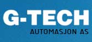 Logo for G-TECH AUTOMASJON AS