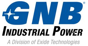 GNB INDUSTRIAL POWER, A DIVISION OF EXIDE TECHNOLOGIES AS