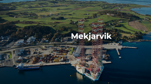 Logo for Mekjarvik Terminal