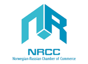 Logo for Norwegian-Russian Chamber of Commerce