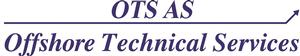 Logo for OTS - OFFSHORE TECHNICAL SERVICES AS