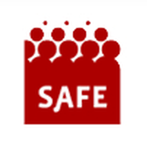 Logo for SAFE