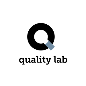 Logo for QUALITY LAB AS
