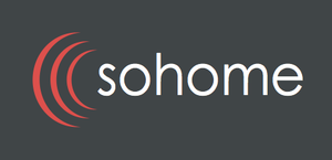 Logo for SOHOME AS